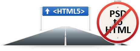 HTML5 - The end of PSD to HTML services or just the beginning of PSD to HTML5?