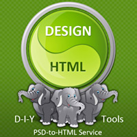 3 Options of PSD-to-HTML conversion