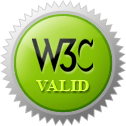 W3C-valid PSD to HTML conversion