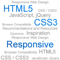 Hot Topics of Spring - Responsive Web Design, HTML5 and CSS3