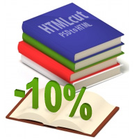 10% Discount on PSD to HTML Conversion for Educational Organizations from HTMLcut