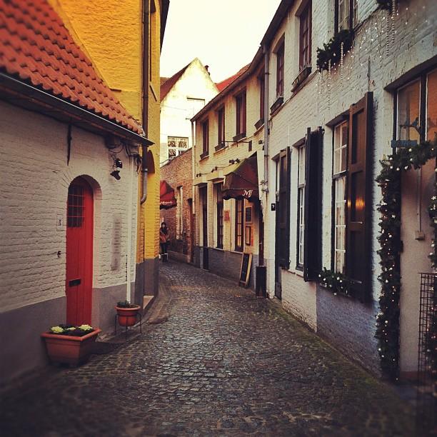 Hidden gem… Stoofstraat, Brugge