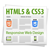Markup Coding Shifts to HTML5/CSS3 and RWD
