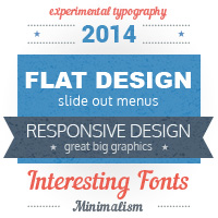 Web Design Trends 2014 - The Top Predictions