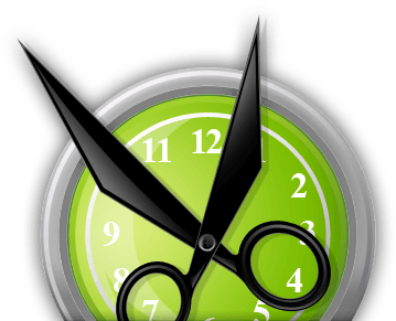 PSD to HTML clock
